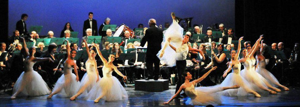 Ballet pour orchestre